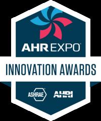 Winner of AHR Expo Innovation Award
